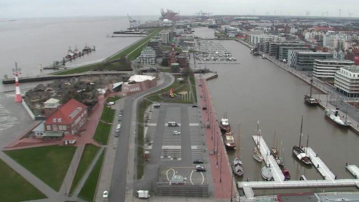 Bremerhaven Livecam
