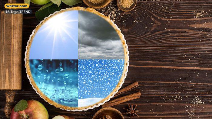 Wetter 16 Tage: Heilloses Durcheinander - auch Vb-Tief möglich