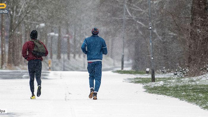 Wetter 16 Tage: Schnee kommt - Winter nimmt nochmal Anlauf