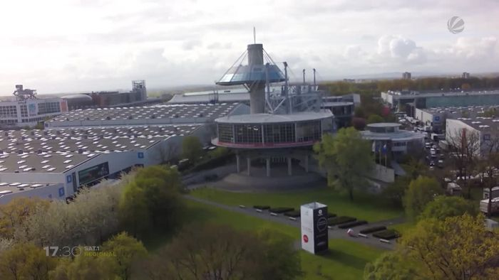 Messegelände Hannover: Neues Behelfskrankenhaus für Corona-Patienten