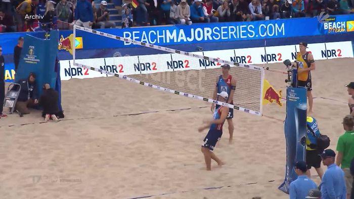 Corona-Krise: Beachvolleyball-Turnier am Hamburger Rothenbaum fällt aus
