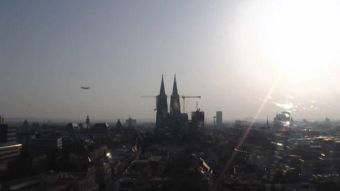 Zeitraffer Cologne