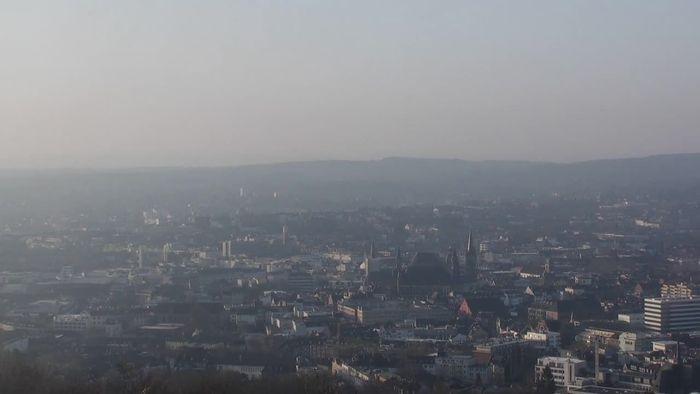 Zeitraffer Aachen