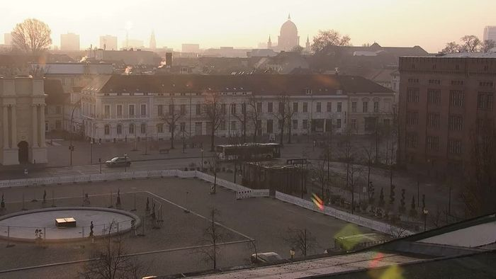 Livecam Potsdam Luisenplatz
