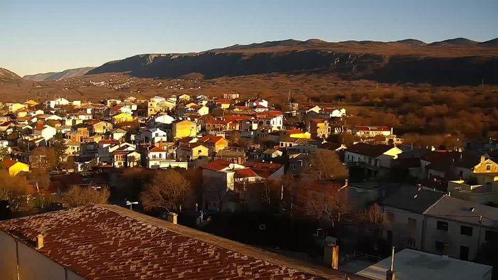 HD Live Webcam Novi Vinodolski - Panorama