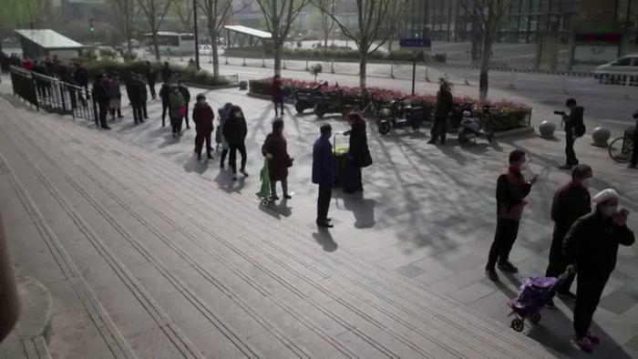 Aufgepasst Deutschland: Wuhan von Normalität noch immer weit entfernt