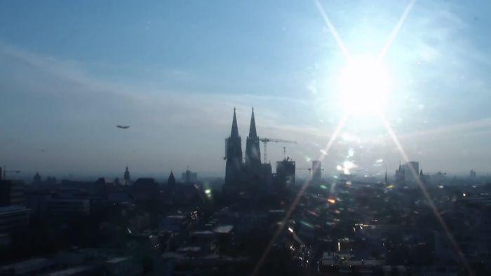 Wettercam Köln
