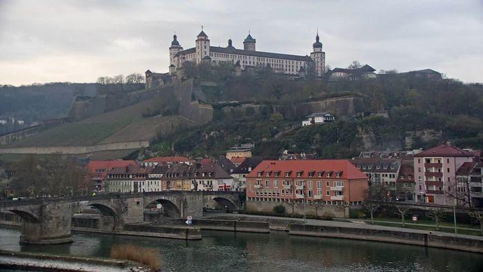Zeitraffer Würzburg
