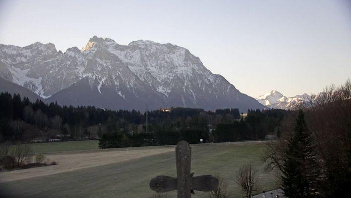 Zeitraffer Mittenwald