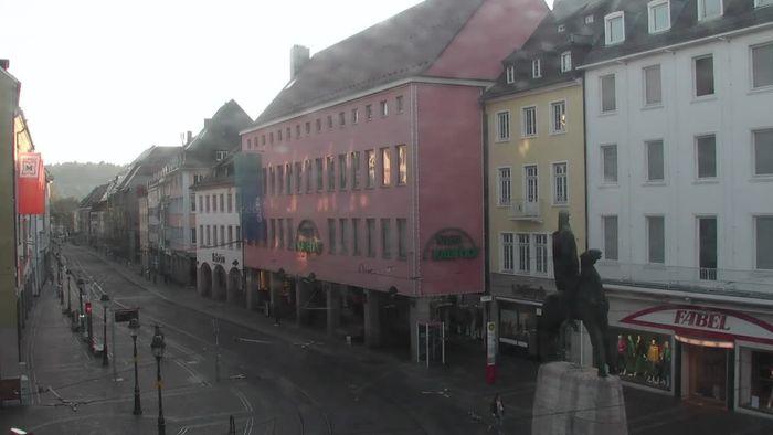 Zeitraffer Freiburg