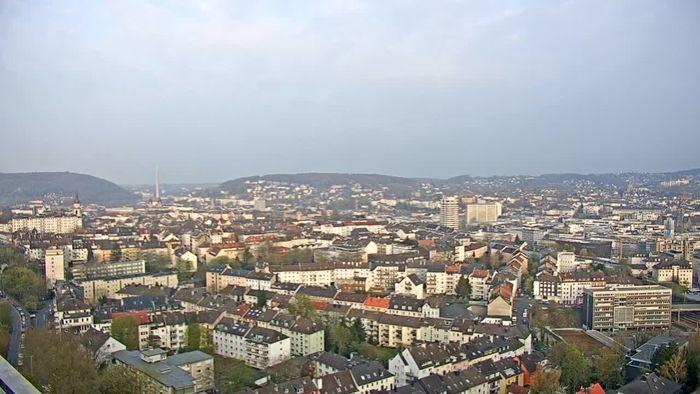 Zeitraffer Wuppertal