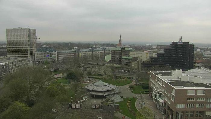 Zeitraffer Dortmund