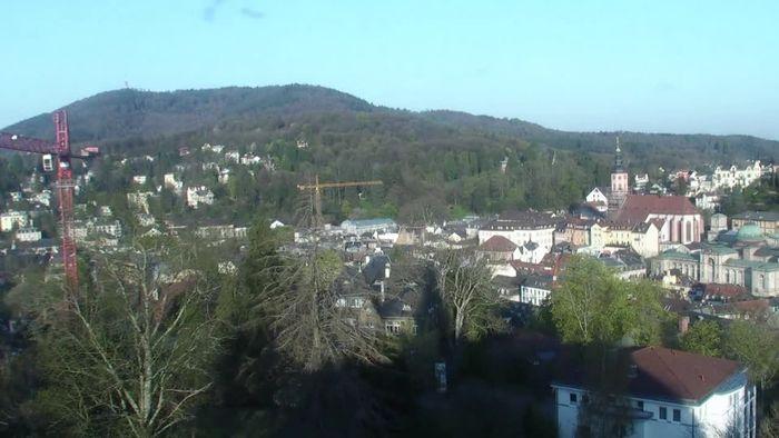 Zeitraffer Baden-Baden