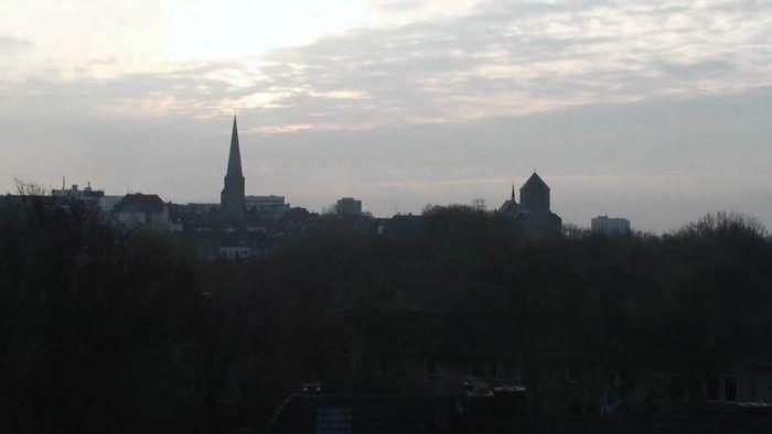 Zeitraffer Mönchengladbach