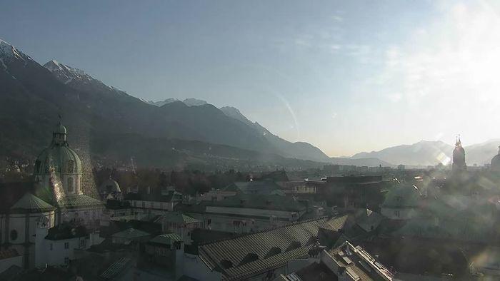 Zeitraffer Innsbruck Altstadt