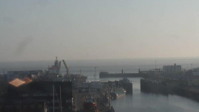 Zeitraffer Cuxhaven