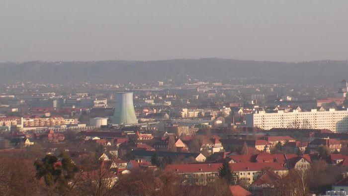 Zeitraffer Dresden