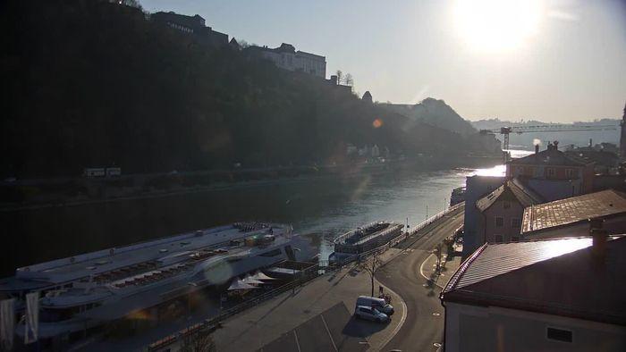 Zeitraffer Passau