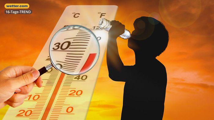 Wetter 16 Tage: Nächste Woche schon 30 Grad?