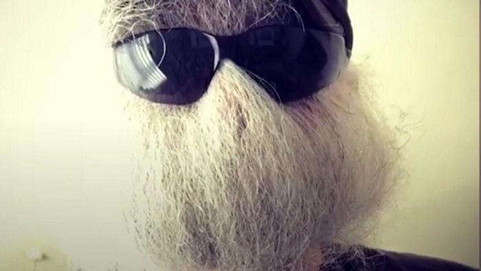 Bartträger aufgepasst! Originelle Alternative zur Schutzmaske