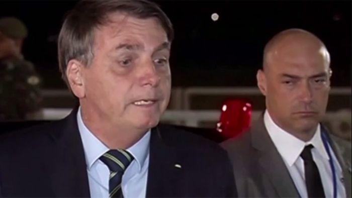 """Brasilianer toben: """"Psychopath"""" Bolsonaro im Kreuzfeuer der Kritik"""