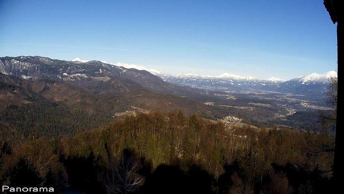 HD Live Webcam LIVEcam Sveti Jošt nad Kranjem