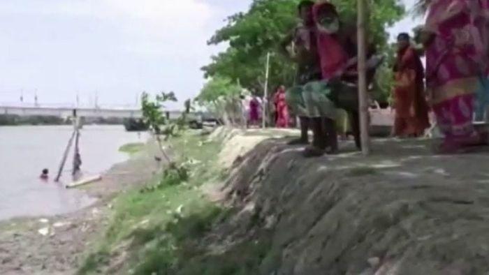 Böen von 200 km/h und mehr! Zyklon steuert auf Indien und Bangladesch zu