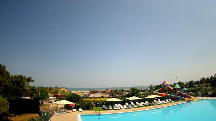HD Live Webcam Webcam Camping Vittoria LIVEcam Rosolina mare