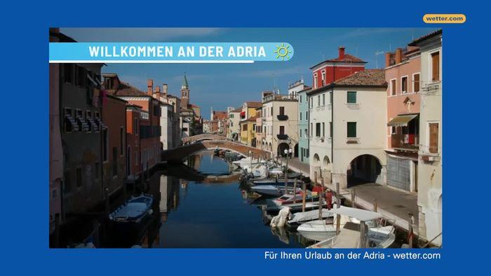 Romagna, Venetien und Friaul-Julisch Venetien. Für einen unvergesslichen Strandurlaub!