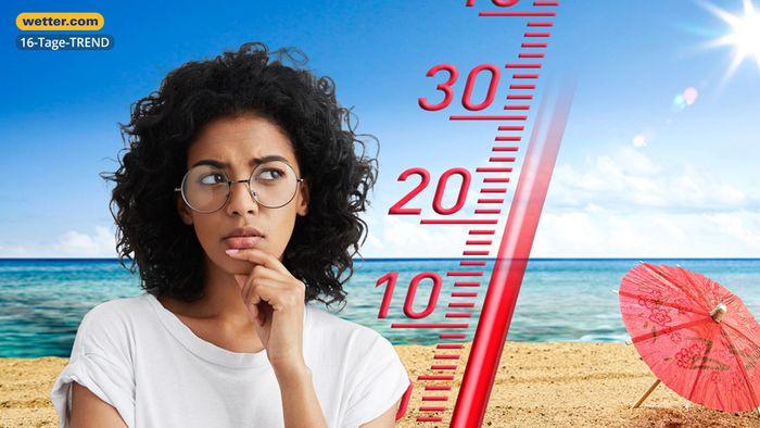 Wetter 16 Tage: Trendwende Richtung Hitze?