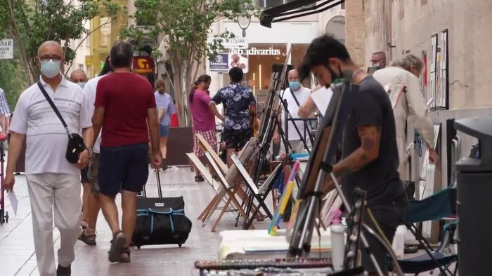 Verschärfte Maskenpflicht auf Mallorca: Touristen sind kritisch