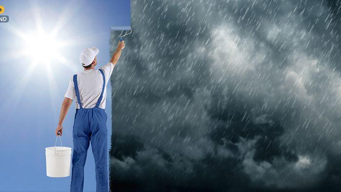 Wetter 16 Tage: Sommer bleibt ungerecht verteilt