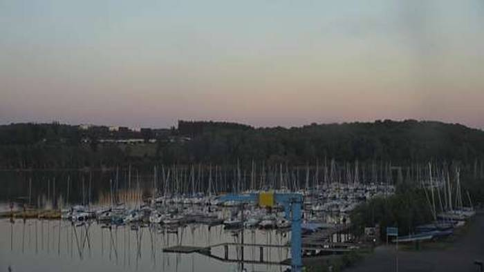 HD Live Webcam Bostalsee - Ferienpark Nohfelden