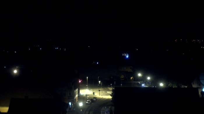 HD Live Webcam Mühlhausen - Frauentor - Marienkirche