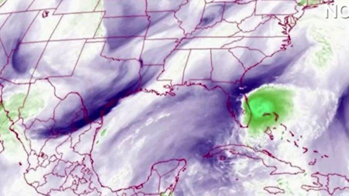 Tropensturm ISAIAS zieht auf Washington und New York City zu