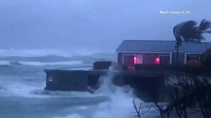 Hurrikan ISAIAS: Notstand in drei Bundesstaaten ausgerufen