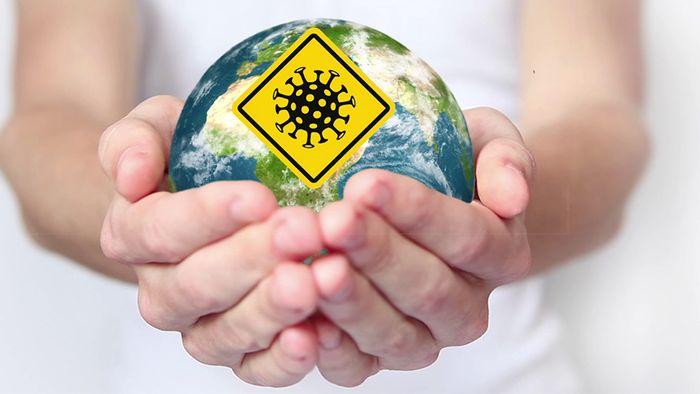 Die Corona-Pandemie hat Folgen für unsere Umwelt und unser Klima.