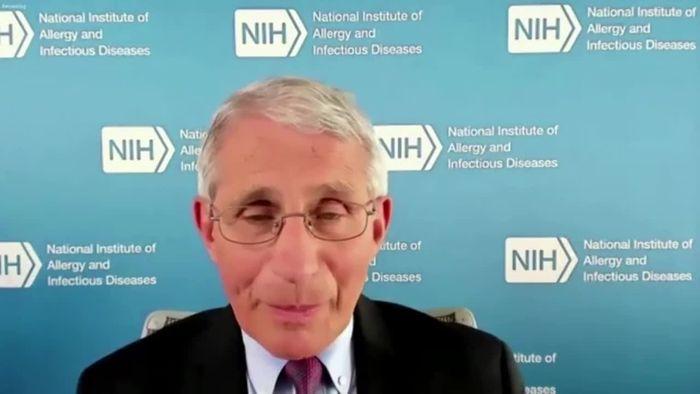 US-Seuchenexperte rechnet Ende 2020 mit Corona-Impfstoff