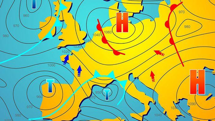 Sonnenschein und Wärme: Diese Wetterlagen bringen Sommerwetter