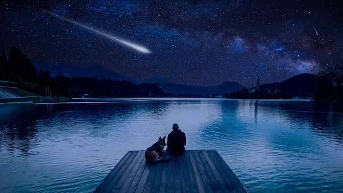 Sternschnuppen-Regen: Heute Nacht Perseiden-Höhepunkt