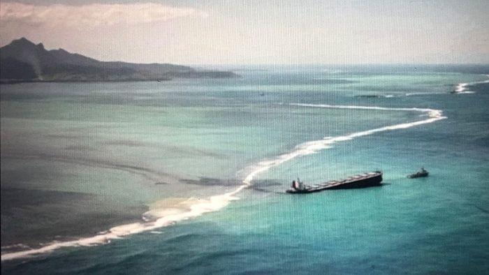 Ölkatastrophe! Mauritius kämpft fieberhaft gegen Desaster