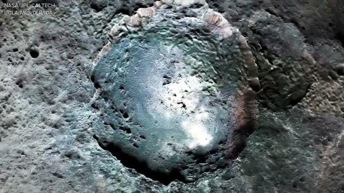 Uralter Ozean auf Zwergplanet entdeckt