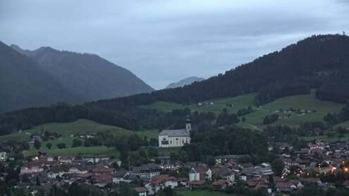 HD Live Webcam Ruhpolding - Bojern - Unternberg