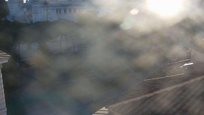 HD Live Webcam Rom - Vittoriano - Altare della Patria