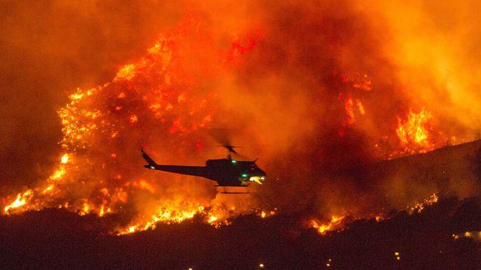 Explosionsartige Ausbreitung! Darum nehmen die Feuer in Kalifornien zu