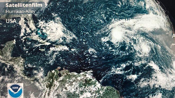 Stürme in Rekordzeit! Auf dem Atlantik geht die Post ab
