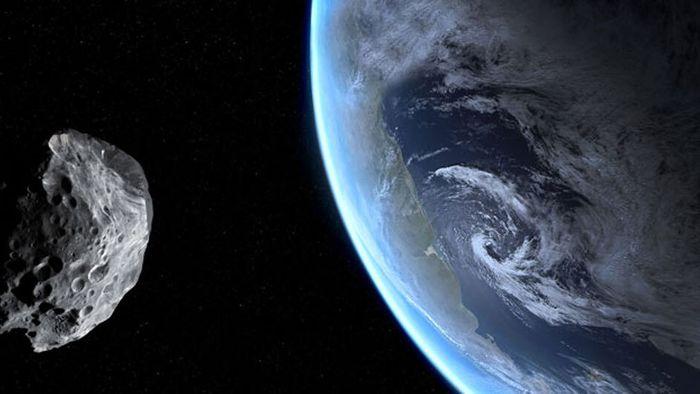 Ablenk-Mission: Asteroid auf Kollisionskurs
