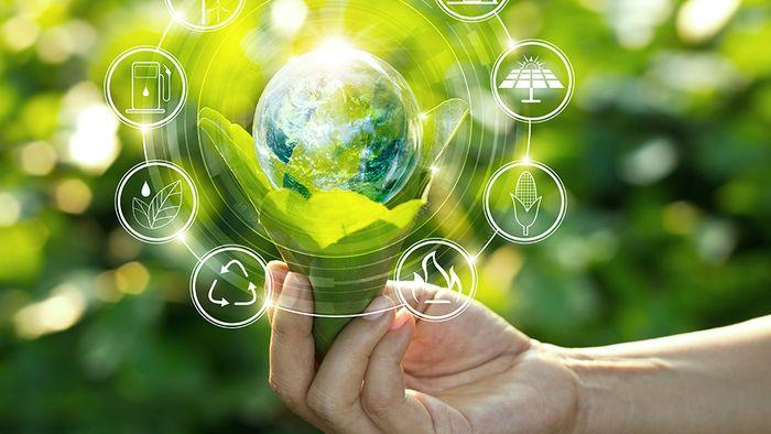 Nachhaltigkeit wird heutzutage immer wichtiger.