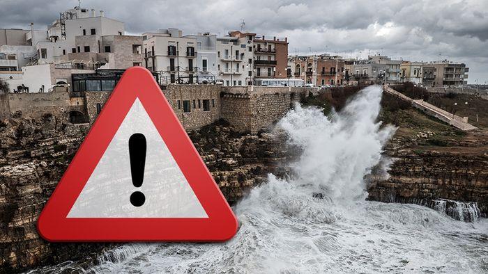 Polarluft und Mistral: Unruhige Zeiten in Mittelmeerregion