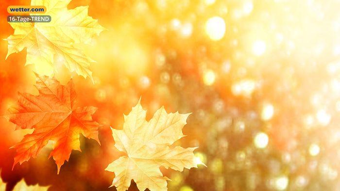 Wetter 16 Tage: Endlich goldene Oktobertage?